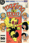 Cover for 'Mazing Man (DC, 1986 series) #1 [Direct]