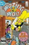 Cover for 'Mazing Man (DC, 1986 series) #2 [Direct]