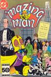 Cover for 'Mazing Man (DC, 1986 series) #3 [Direct]