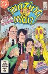 Cover for 'Mazing Man (DC, 1986 series) #7 [Direct]