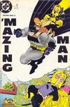 Cover for 'Mazing Man (DC, 1986 series) #12