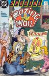 Cover for 'Mazing Man Special (DC, 1987 series) #1