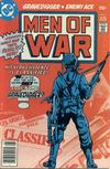 Cover for Men of War (DC, 1977 series) #1