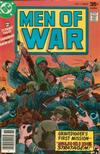 Cover for Men of War (DC, 1977 series) #3