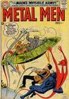 Cover for Metal Men (DC, 1963 series) #3
