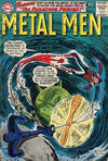 Cover for Metal Men (DC, 1963 series) #11