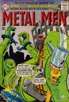 Cover for Metal Men (DC, 1963 series) #13