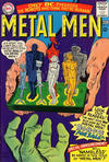 Cover for Metal Men (DC, 1963 series) #16