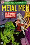 Cover for Metal Men (DC, 1963 series) #18