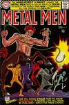 Cover for Metal Men (DC, 1963 series) #19