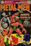 Cover for Metal Men (DC, 1963 series) #27