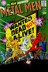 Cover for Metal Men (DC, 1963 series) #34