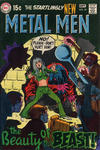 Cover for Metal Men (DC, 1963 series) #39