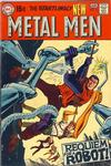 Cover for Metal Men (DC, 1963 series) #41