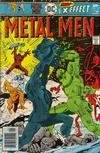 Cover for Metal Men (DC, 1963 series) #47