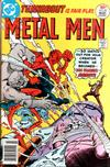 Cover for Metal Men (DC, 1963 series) #50