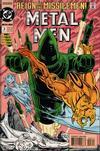 Cover for Metal Men (DC, 1993 series) #3