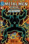 Cover for Metal Men (DC, 1993 series) #4