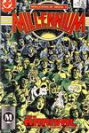 Cover for Millennium (DC, 1988 series) #1 [Direct]