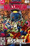 Cover for Millennium (DC, 1988 series) #7 [Direct]