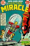 Cover for Mister Miracle (DC, 1971 series) #12