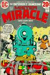 Cover for Mister Miracle (DC, 1971 series) #13