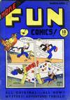 Cover for More Fun Comics (DC, 1936 series) #v1#9