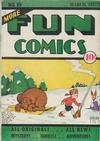 Cover for More Fun Comics (DC, 1936 series) #v2#7 (19)