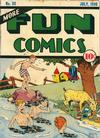 Cover for More Fun Comics (DC, 1936 series) #33
