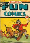Cover for More Fun Comics (DC, 1936 series) #37