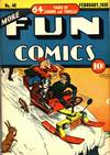 Cover for More Fun Comics (DC, 1936 series) #40