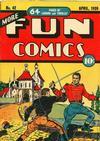 Cover for More Fun Comics (DC, 1936 series) #42