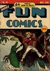 Cover for More Fun Comics (DC, 1936 series) #43