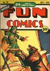 Cover for More Fun Comics (DC, 1936 series) #45