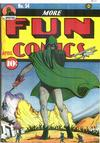 Cover for More Fun Comics (DC, 1936 series) #54