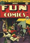 Cover for More Fun Comics (DC, 1936 series) #79