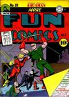 Cover for More Fun Comics (DC, 1936 series) #81
