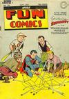Cover for More Fun Comics (DC, 1936 series) #105