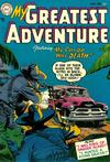 Cover for My Greatest Adventure (DC, 1955 series) #1