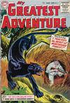 Cover for My Greatest Adventure (DC, 1955 series) #2