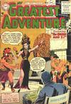 Cover for My Greatest Adventure (DC, 1955 series) #8