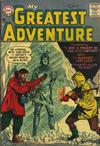 Cover for My Greatest Adventure (DC, 1955 series) #13