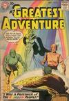 Cover for My Greatest Adventure (DC, 1955 series) #25