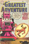 Cover for My Greatest Adventure (DC, 1955 series) #35