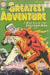Cover for My Greatest Adventure (DC, 1955 series) #36