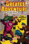 Cover for My Greatest Adventure (DC, 1955 series) #39