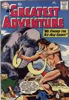 Cover for My Greatest Adventure (DC, 1955 series) #40
