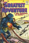 Cover for My Greatest Adventure (DC, 1955 series) #48