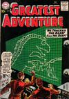 Cover for My Greatest Adventure (DC, 1955 series) #50
