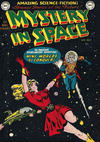 Cover for Mystery in Space (DC, 1951 series) #1